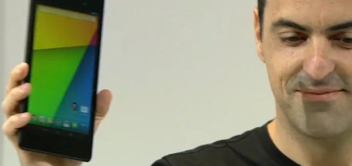 Nexus 7 with fresh-new improvements