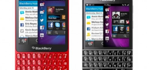 New OS update for BlackBerry Q5, Q10 and Z10