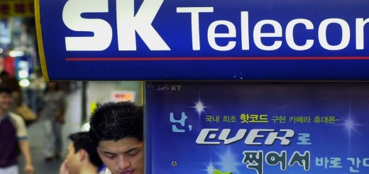 SK Telecom launched LTE-Advanced network