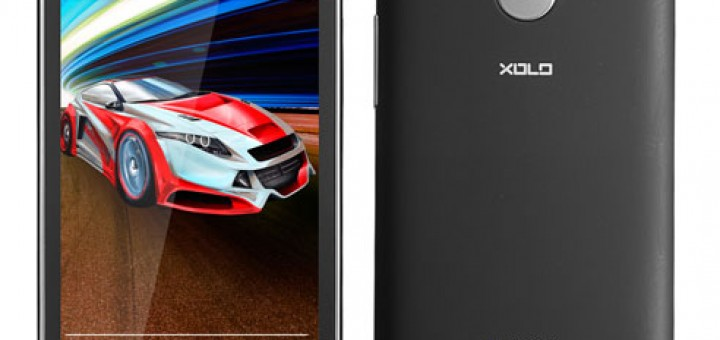 XOLO Play T1000 front and back
