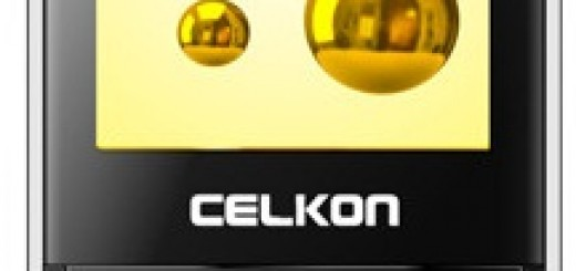 the main front picture of Celkon C297