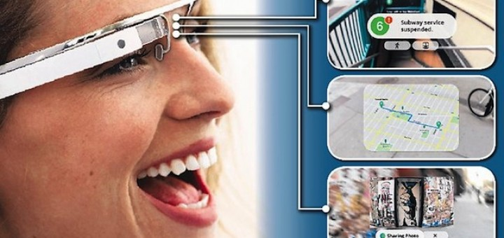 Google Glass will be coming next year