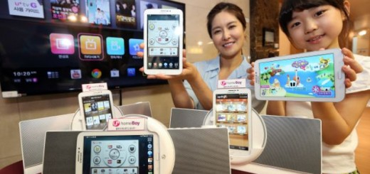 The Homeboy is the newest tablet by Samsung, released by LG