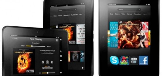 A new Kindle Fire HD is soon expected