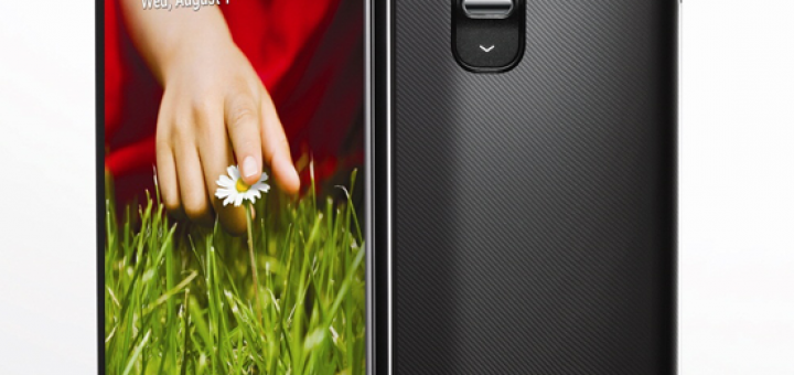 Leaked image of LG G2 reveals its design