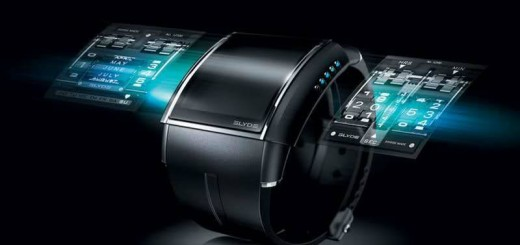 Smartwatch device being prepared by Motorola