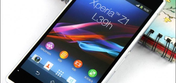 Sony Xperia Z1 aka Sony i1 Honami appears on Chinese website but probably a dummy