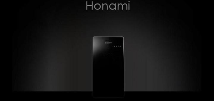 Sony i1 Honami is really promising device