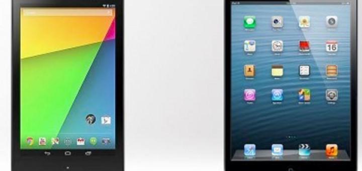 iPad mini 2 or Google Nexus 7 II or iPad 5 that is the question