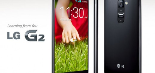 LG G2 will be offered in two versions for the international and the Korean markets