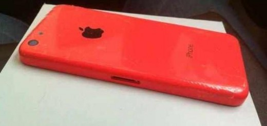 iPhone 5C will arrive with several color versions, including bright red