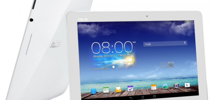 ASUS MeMO Pad 8 and ASUS MeMO Pad 10 revealed at the pre-IFA event