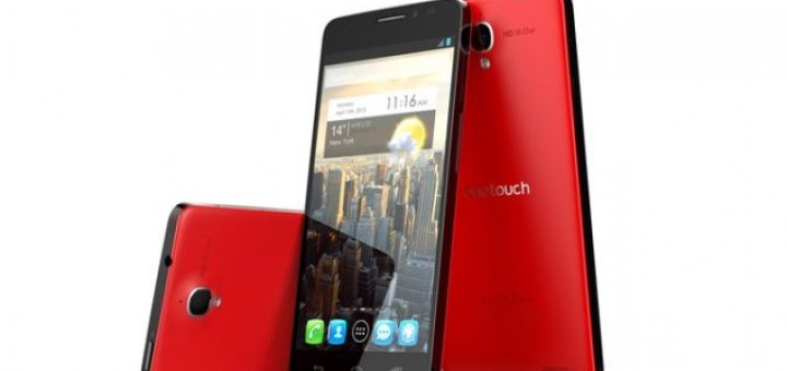 One Touch Idol S and One Touch Idol Mini officially announced by Alcatel
