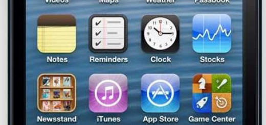 Apple iPhone 5S display front image