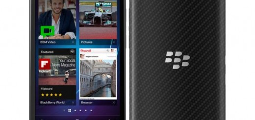 The long anticipated BlackBerry Z30 debuts on the mobile arena