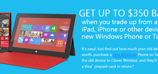 Windows devices is what Microsoft wants you to trade your devices in for