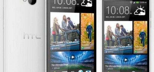 HTC One and HTC One Mini will be upgraded with minor firmware update