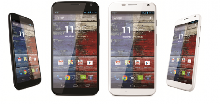 Motorola Moto X not offered by the big carrier U.S. Cellular