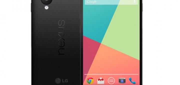 Nexus 5 presented in details in a new leak