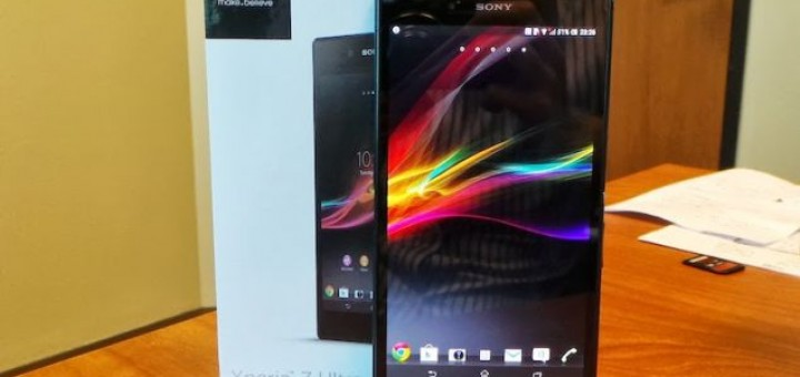 Sony Xperia Z Ultra is available for pre-orders from Newegg retailer
