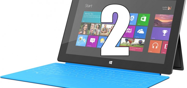 Surface tablets will be unveiled this month by Microsoft