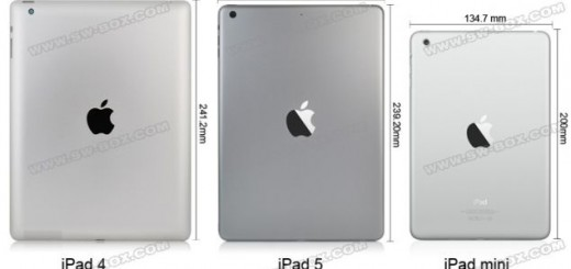 iPad 5 and iPad 4 compared in a new video