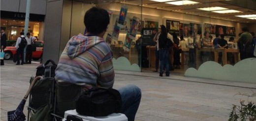 iPhone 5S seems to be very desirable for some people
