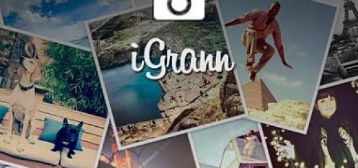iGrann app for BlackBerry OS is expected to be released soon