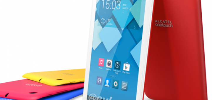 Alcatel One Touch Pop shows its face in a new leak before its official announcment