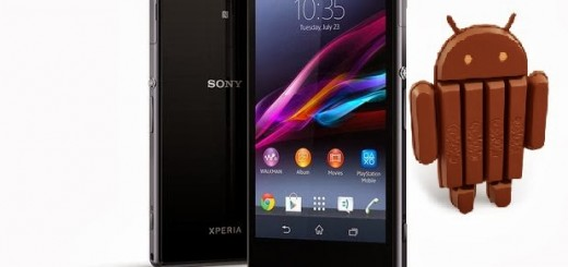 Xperia Z1 is scheduled to get the Android 4.4 KitKat update, revealed by sources