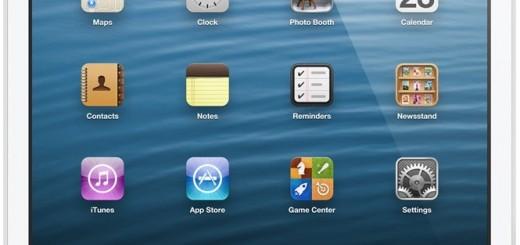 Apple iPad Air screen