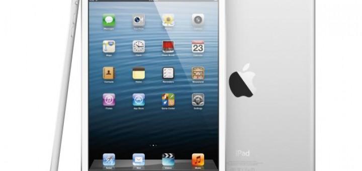 Closer look on the specs of iPad mini 2