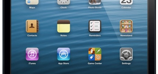 Apple iPad mini 2 front image