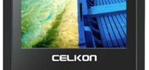 a front image of Celkon C399