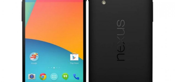 Google Nexus 5 goes official