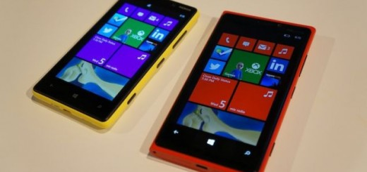 Amber update is rolling out to Lumia 820 and Lumia 920 from AT&T