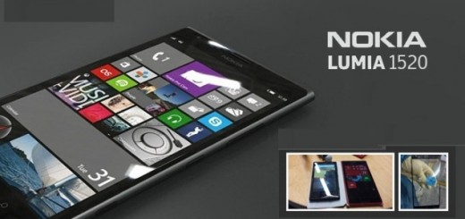 leaked images of the Nokia Lumia 1520