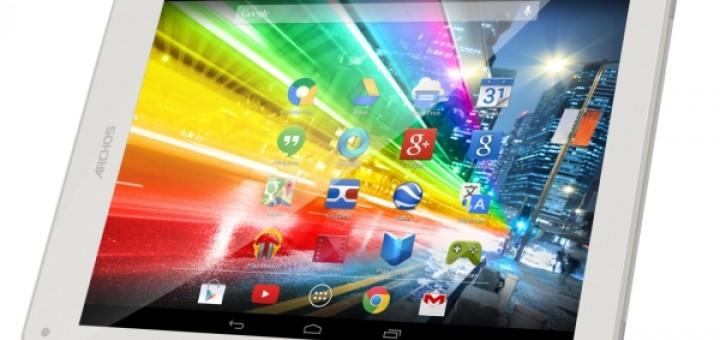 archos 97b platinum tablet model