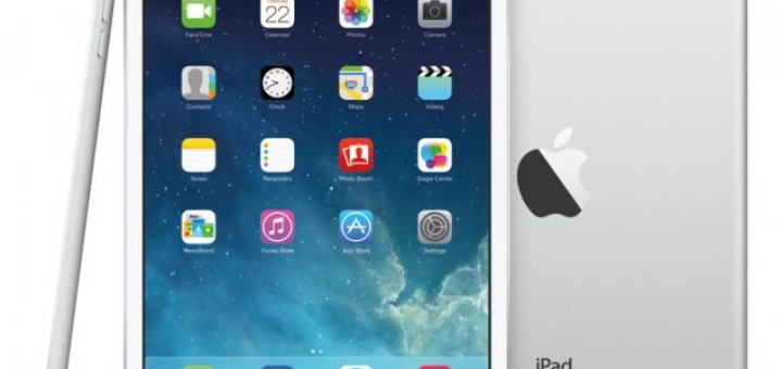 iPad mini 2 is presented officially in the mobile world