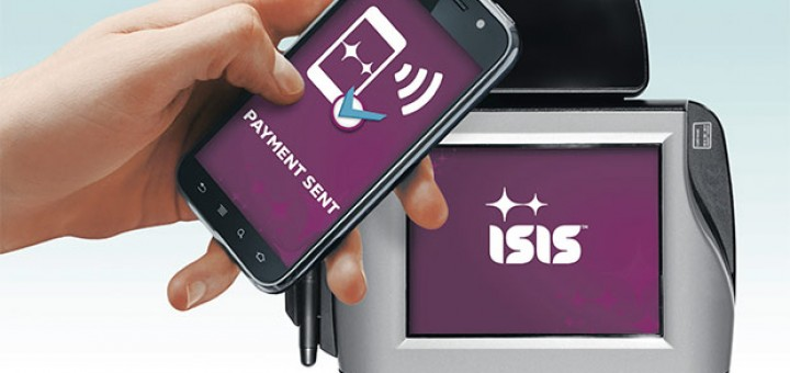 Isis payment wallet