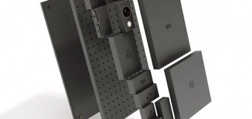 Phonebloks Motorola phone made of parts