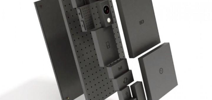 Phonebloks Motorola phone made of parts