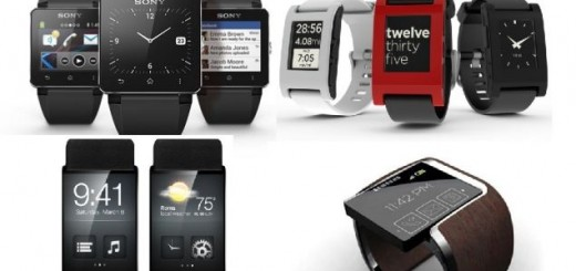 Review of the most famous models smartwatches