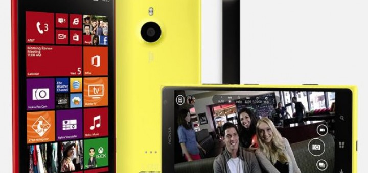 Lumia 1520 will be up for sells on 22nd of November by AT&T