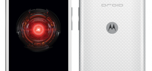 DROID Mini will be available in white version soon, according to a recent leak