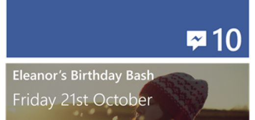 Windows Phone Facebook Beta Update