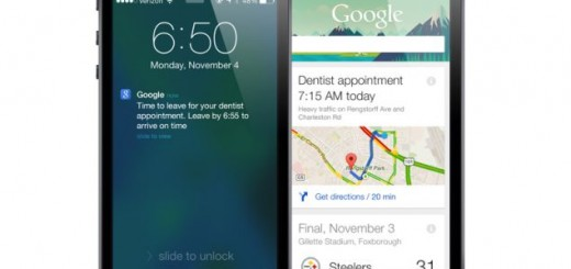 Google has launched a new update for Google Now for the iOS platform
