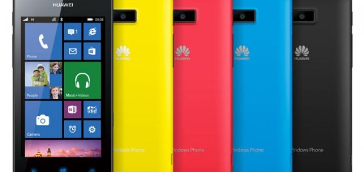 The newest Windows Phone running handset Huawei Ascend W2 is officially unveiled