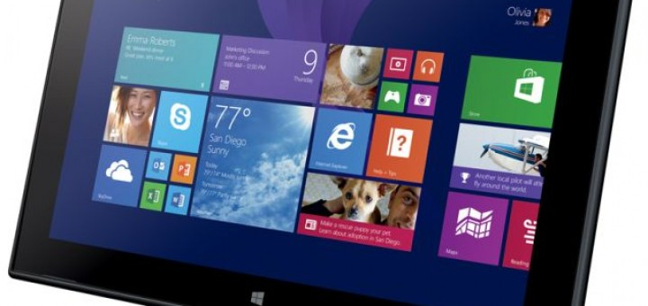 Lumia 2520 arrives in AT&T on 22nd of Novemver