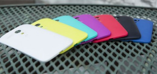 Moto G Shells are officially launched by Motorola